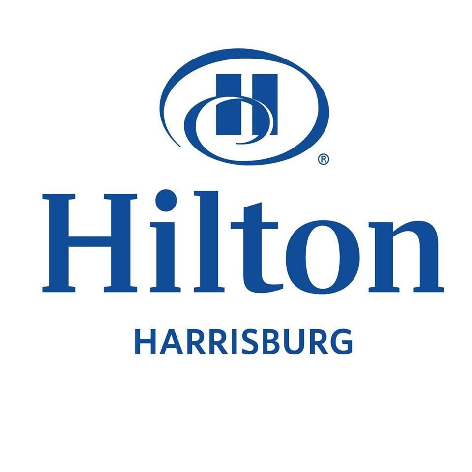 Hilton Harrisburg Logo